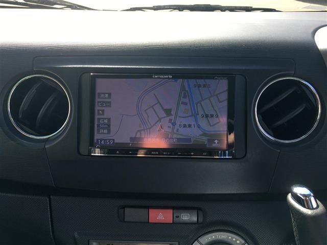 カスタムRS 4WD ターボ ナビ フルセグTV MOMOステアリング ETC HID フォグ(21枚目)