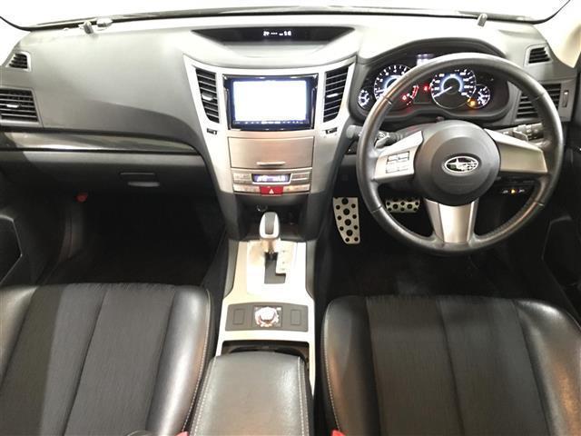 2.5i Sパッケージ LTD 4WD 新品夏タイヤサービス 社外HDDナビ(CD DVD BT) フルセグTV バックカメラ ETC パドルシフト ハーフレザー パワーシート オートライト フォグランプ エンジンスターター(2枚目)