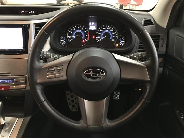 2.5i Sパッケージ LTD 4WD 新品夏タイヤサービス 社外HDDナビ(CD DVD BT) フルセグTV バックカメラ ETC パドルシフト ハーフレザー パワーシート オートライト フォグランプ エンジンスターター(19枚目)