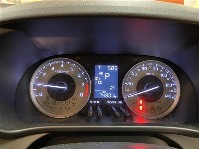 アクティバX /4WD/ワンオーナー/社外オーディオ/CD/USB/AUX/プッシュスタート/スマートキー/エンジンスターター/社外14インチAWスタッドレス/純正夏タイヤ積込/電格ミラー(8枚目)