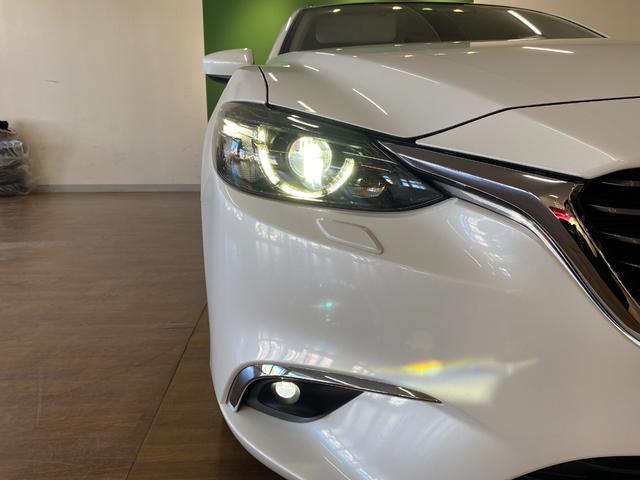 XD Lパッケージ 4WD ワンオーナー 寒冷地仕様 衝突軽減 レーダークルコン レザーシート シートヒーター BSM LEDオートライト 前席パワーシート ヘッドアップディスプレイ ルーフレール コーナーセンサー(24枚目)