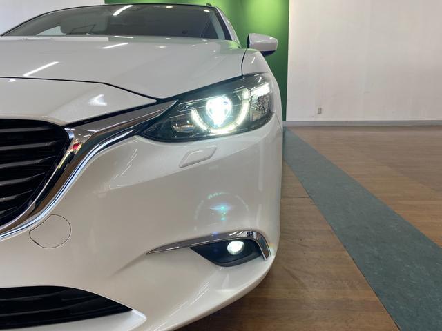 XD Lパッケージ 4WD ワンオーナー 寒冷地仕様 衝突軽減 レーダークルコン レザーシート シートヒーター BSM LEDオートライト 前席パワーシート ヘッドアップディスプレイ ルーフレール コーナーセンサー(25枚目)