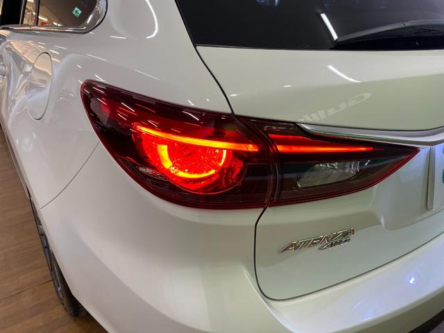 XD Lパッケージ 4WD ワンオーナー 寒冷地仕様 衝突軽減 レーダークルコン レザーシート シートヒーター BSM LEDオートライト 前席パワーシート ヘッドアップディスプレイ ルーフレール コーナーセンサー(27枚目)