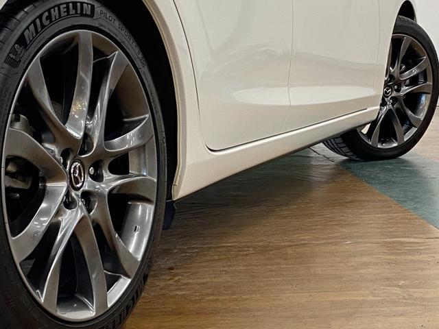 XD Lパッケージ 4WD ワンオーナー 寒冷地仕様 衝突軽減 レーダークルコン レザーシート シートヒーター BSM LEDオートライト 前席パワーシート ヘッドアップディスプレイ ルーフレール コーナーセンサー(29枚目)