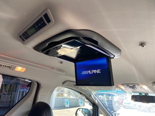 2.4Z ゴールデンアイズII 4WD BIG-X10インチナビ ALPINE11.4インチフリップダウンモニター 本州仕入れ 100Wコンセント フロントバックカメラ 両側パワスラ パワーバックドア 取説 保証書 記録簿(27枚目)