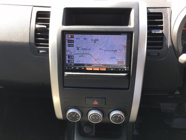 日産 エクストレイル 20Xtt 4WD HID ETC バックカメラ