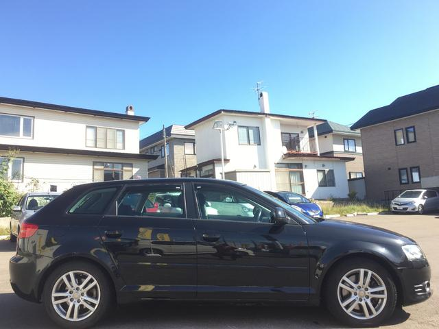 「アウディ」「アウディ A3」「コンパクトカー」「北海道」の中古車7
