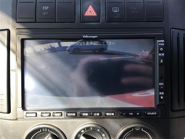 フォルクスワーゲン VW ポロ HDDナビ バックカメラ エアコン