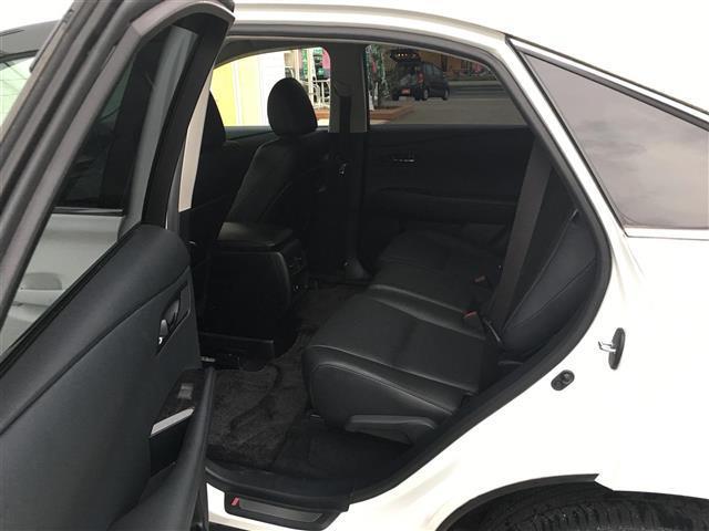 レクサス RX 450hバージョンLエアサス ワンオナ 純HDDナビ
