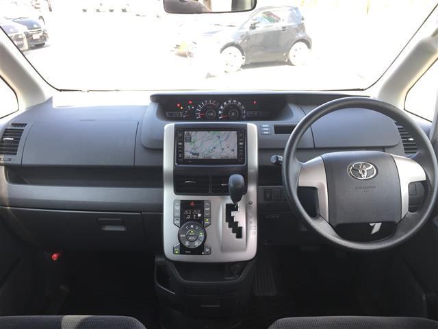 トヨタ ヴォクシー X Lエディション 純正ナビ Bカメラ 電動スライドドア