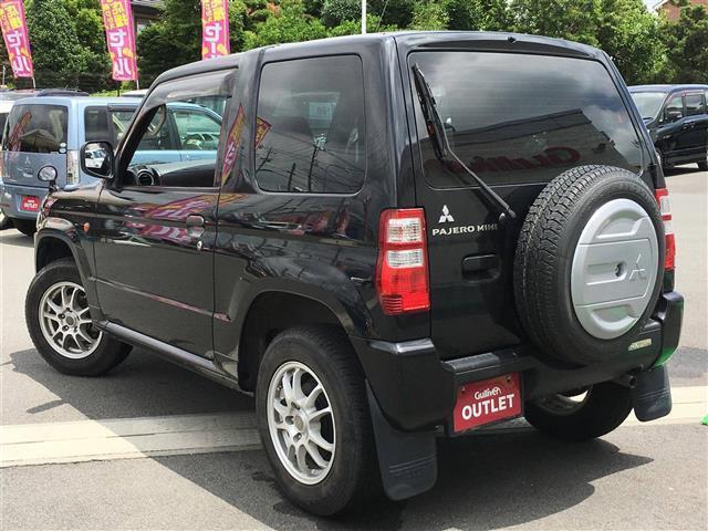 リミテッド 社外オーディオ 背面タイヤ ETC キーレス(6枚目)