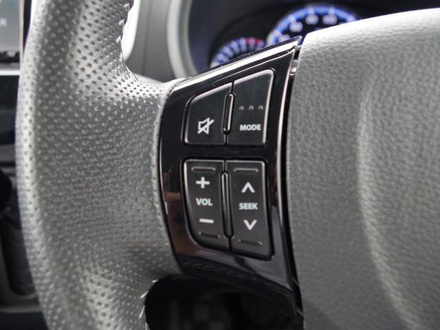 【ステアリングスイッチ】手元のスイッチでオーディオ操作などが可能です♪取り付けのナビによってはオプション設定となっております!