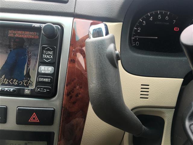 トヨタ イプサム 240u 三列シート DVDナビ バックカメラ ETC