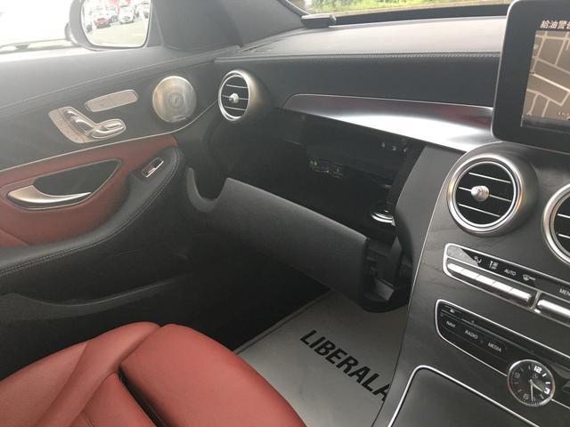 メルセデス・ベンツ M・ベンツ C250スポーツ レーダーセーフティPKG サンルーフ