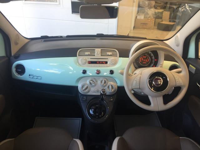 「フィアット」「フィアット 500」「コンパクトカー」「山形県」の中古車3