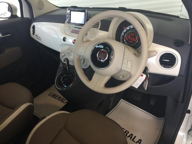 「フィアット」「フィアット 500」「コンパクトカー」「山形県」の中古車8