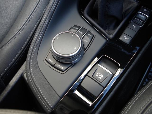 xDrive 18d xライン ハイラインパッケージ アクティブクルーズコントロール ヘッドアップディスプレイ 黒レザー 純正ナビ バックカメラ(15枚目)