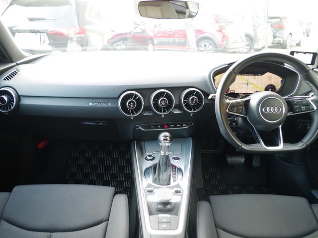 人気の「Audi TTクーペ 2.0TFSI クワトロ」入荷致しました。