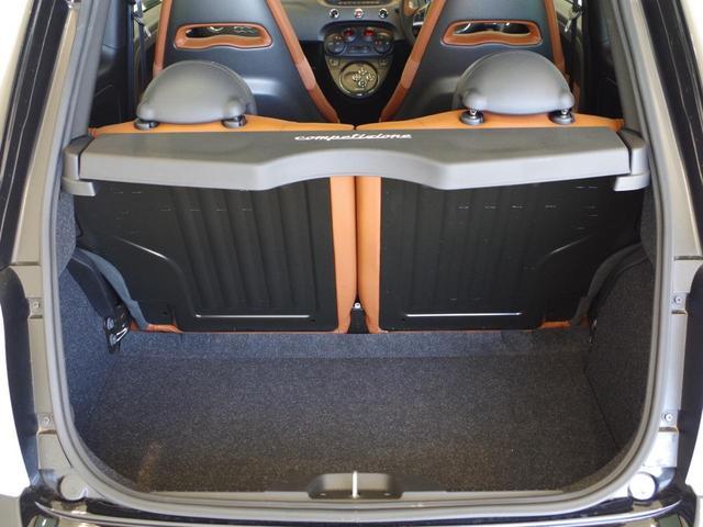 アバルト アバルト アバルト595 コンペティツィオーネ Sabelt製シート レコモンマフラー
