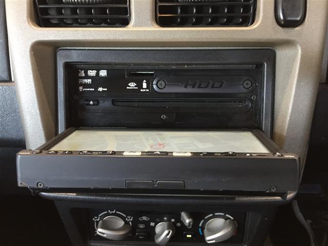純正HDDナビ CD DVD ミュージックサーバー ワンセグ 純正15インチアルミホイール ヘッドライトレベライザー フォグライト 電動格納ミラー フロアマット