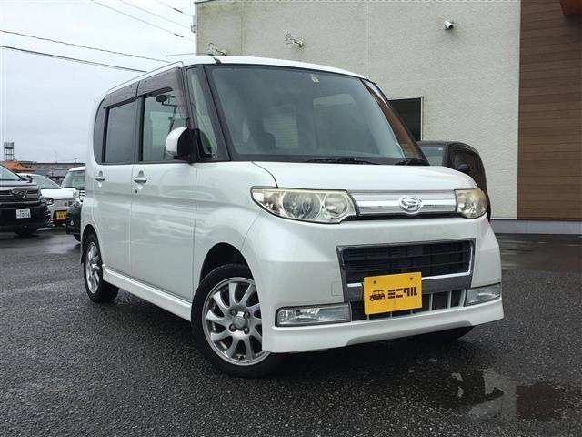 「ダイハツ」「タント」「コンパクトカー」「宮崎県」の中古車4