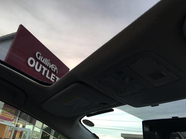 トヨタ プリウスアルファ Sツーリングセレクション 8インチナビ サンルーフ 1オナ