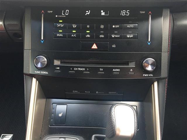 350 Fスポーツ HDDナビ フルセグ Bカメラ(14枚目)