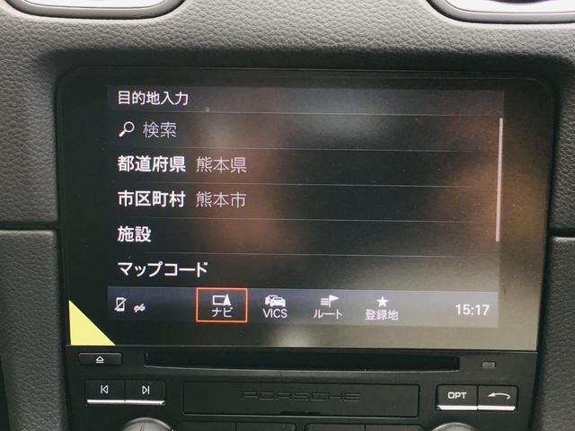 718ボクスター 20インチ黒AW カラーエンボス 純ナビ(16枚目)