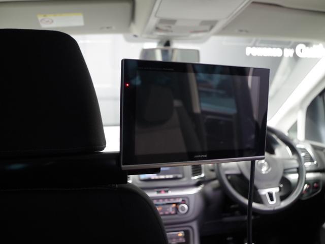 TSI コンフォートラインブルーモーションテクノロジ SDナビ(フルセグ/DVD/CD/ミュージックプレーヤー接続) 後席用モニター 両側パワースライドドア クルーズコントロール 運転席パワーシート HIDヘッドライト 純正アルミホイール ETC(18枚目)