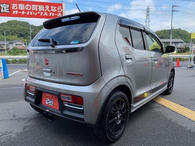 「スズキ」「アルトワークス」「軽自動車」「広島県」の中古車6