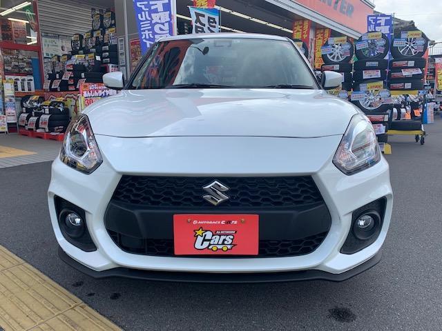 「スズキ」「スイフトスポーツ」「コンパクトカー」「広島県」の中古車2