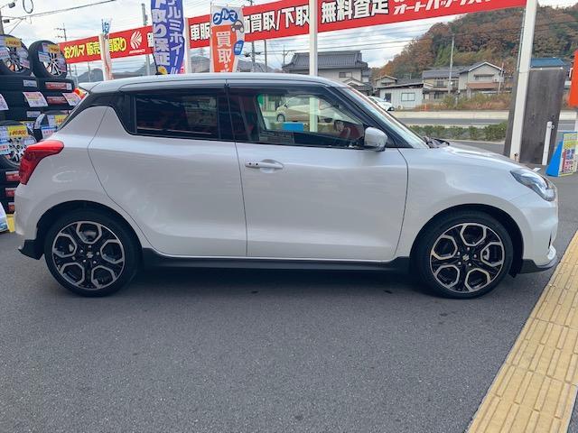 「スズキ」「スイフトスポーツ」「コンパクトカー」「広島県」の中古車4