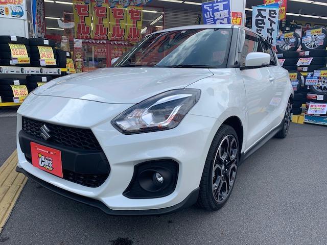 「スズキ」「スイフトスポーツ」「コンパクトカー」「広島県」の中古車7