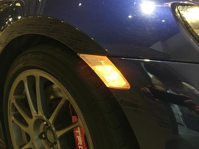 GTリミテッド /6速MT/純正SDナビ/フルセグ/クルーズコントロール/ステアリングスイッチ/ETC/スマートキー/LEDヘッドライト/車高調/TRDフロントスポイラー/TRDブレーキキャリパー/HKSマフラー(45枚目)