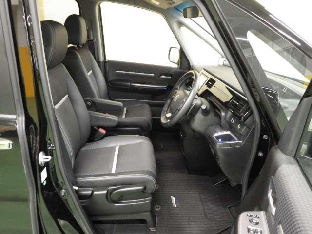スパーダ・クールスピリット ホンダセンシング LEDライト シートヒーター 両側電動ドア ワンオーナー リアカメ メモリーナビ 禁煙 衝突軽減B ETC シートヒーター LED ナビTV フルセグ スマートキー サイドSRS CD アイドリングS(14枚目)