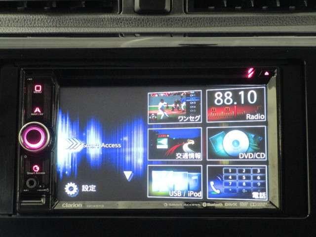 660 G メモリーナビ ワンセグTV バックカメラ(9枚目)