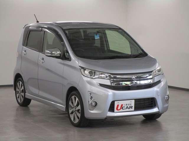 「三菱」「eKカスタム」「コンパクトカー」「神奈川県」の中古車3
