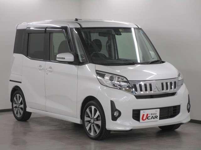 「三菱」「eKスペースカスタム」「コンパクトカー」「神奈川県」の中古車3