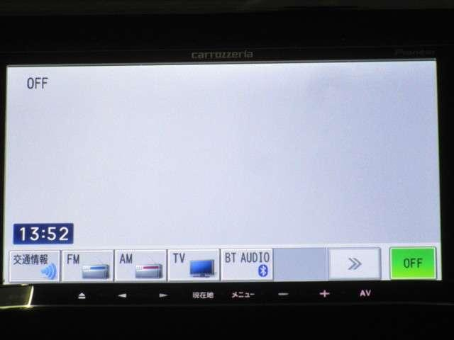 660 T メモリーナビ ワンセグTV バックカメラ(11枚目)