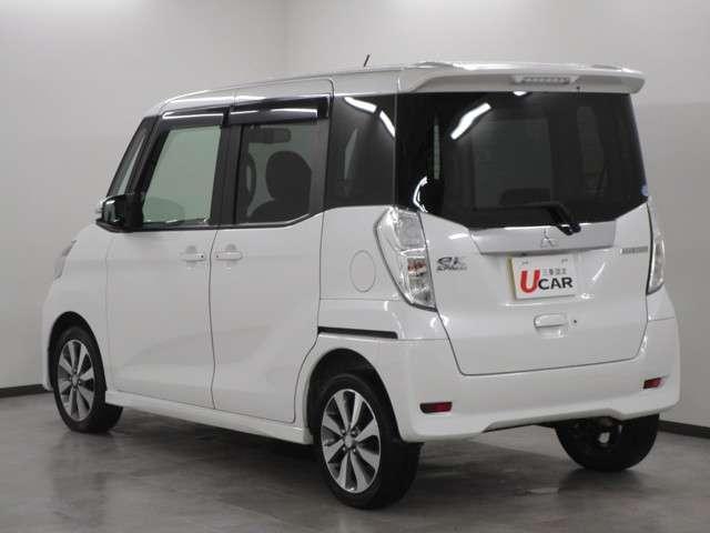「三菱」「eKスペースカスタム」「コンパクトカー」「埼玉県」の中古車7