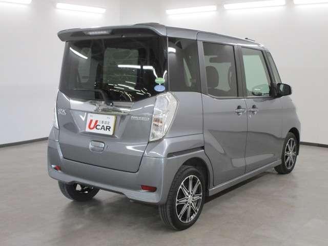 「三菱」「eKスペースカスタム」「コンパクトカー」「東京都」の中古車5
