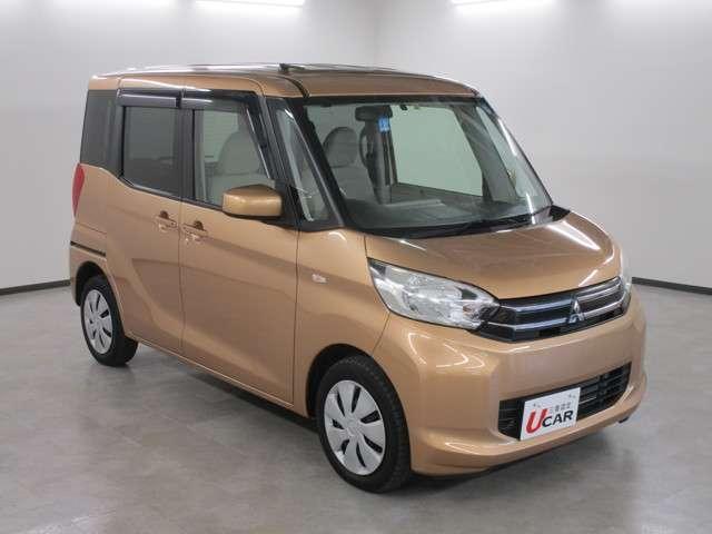 「三菱」「eKスペース」「コンパクトカー」「東京都」の中古車3