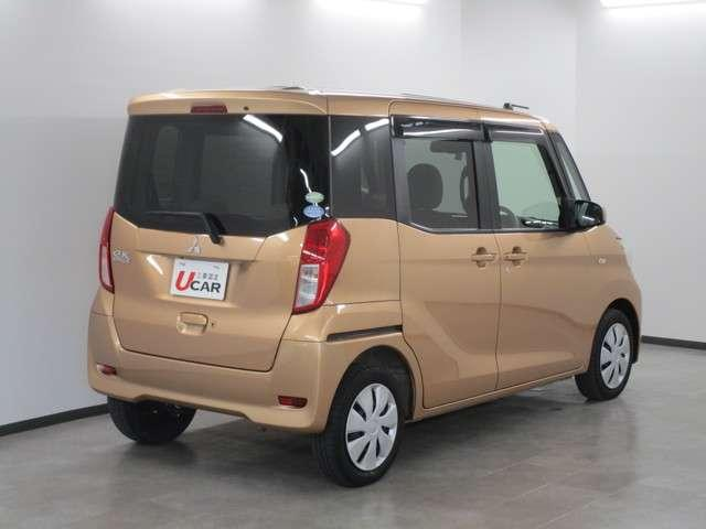 「三菱」「eKスペース」「コンパクトカー」「東京都」の中古車5