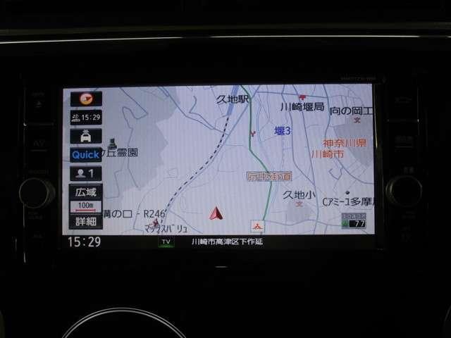 M e-アシスト プラスエディション メモリーナビ バックカメラ ETC(9枚目)
