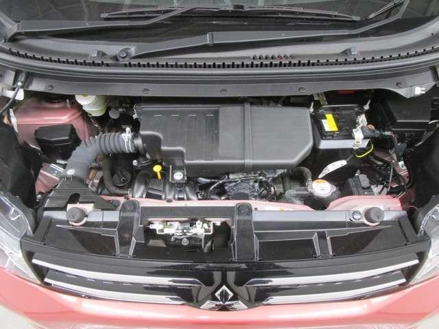 M e-アシスト 衝突被害軽減ブレーキ ワンオーナー アイドリングストップ フルオートエアコン オーディオレス(17枚目)
