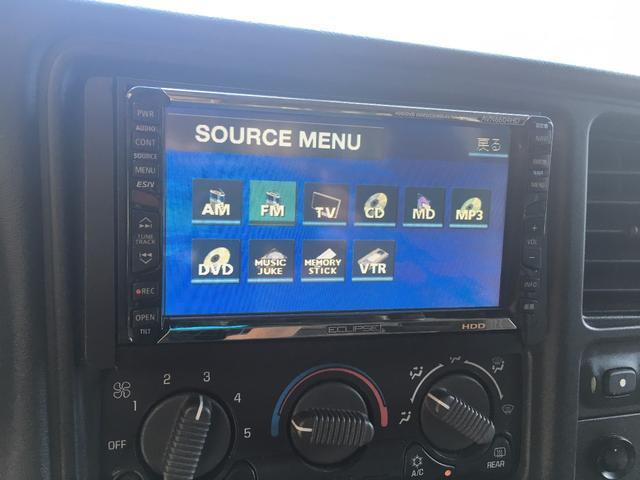 シボレー シボレー タホ 00モデル新車並行レザーサンルーフ4WD1ナンバー