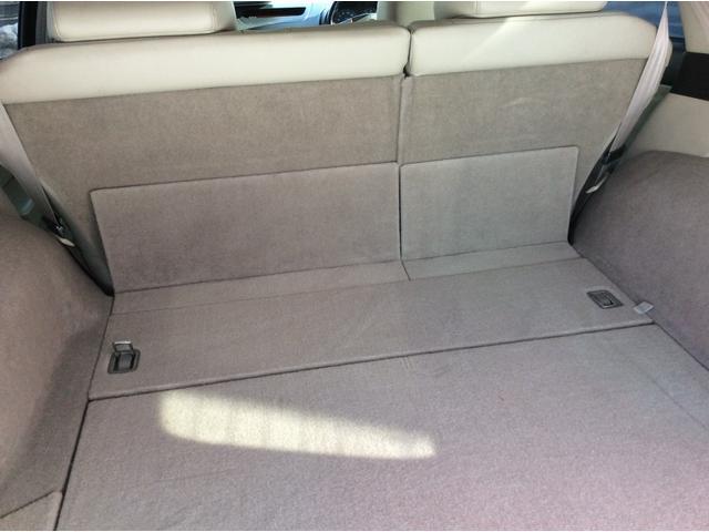 日産 ステージア アクシス 4WD ワンオーナー サンルーフ HID ETC