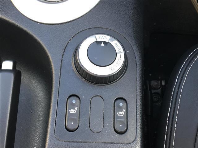 4WD 本革シート(4枚目)
