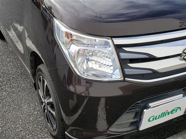 FZ 純正CDプレーヤー Bluetooth スマートキー アイドリングストップ R席シートヒーター 衝突軽減ブレーキ ウィンカーミラー 社外14インチアルミホイール キセノンライト(16枚目)
