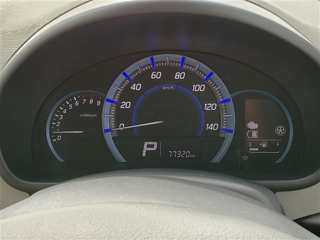 FZ 純正CDプレーヤー Bluetooth スマートキー アイドリングストップ R席シートヒーター 衝突軽減ブレーキ ウィンカーミラー 社外14インチアルミホイール キセノンライト(18枚目)
